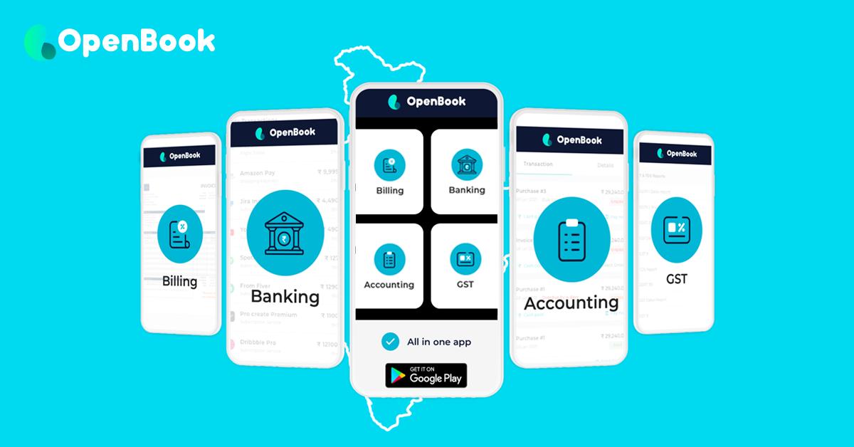 OpenBook app finance
